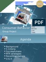 Consumer Behavior V7