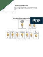 Servicios Financiero Informe 1