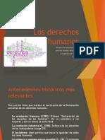Derechos Humanos Semana 5 DSI