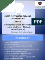 Curso Electricidad Clase 1, Basica