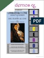 Literatura y Cine. Adpataciones I. Del Teatro Al Cine