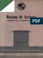 Salazar a. Ramon - Mariano de Aycinena