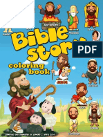 Colorear Escenas Biblicas
