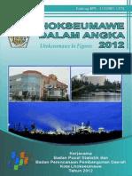 Lhokseumawe Dalam Angka 2012 / Lhokseumawe in Figures 2012
