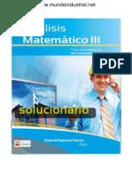 Solucionario Analisis Matematico III Eduardo Espinoza Ramos Free