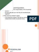 unit 7 - federalism