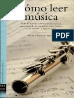 Como Leer Música