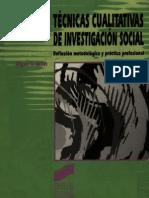 33377422 Miguel S Valles Tecnicas Cualitativas de Investigacion Social