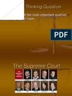 unit 6 - the supreme court