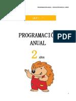 Programacion 2 Anos