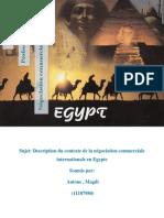 négociation en égypte