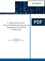 {Aa4b06aa-e9fb-463a-8443-Acad04e0bbd6} White Paper Single Source of Truth 012714