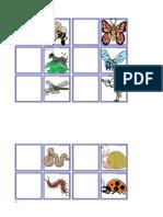 Domino de Insectos