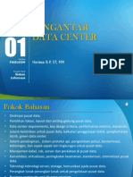 Pengantar Data Center