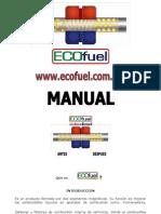 Ecofuel Ahorra Combutible Ahorra Dinero