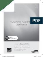 Samsung Washer User Manual