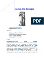 Saint Macarius the Younger