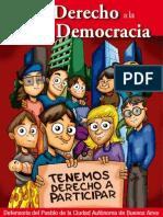Documento Sobre Derecho a Participar