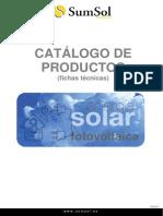 Catalogo Fotovoltaica COMPLETO ED1109
