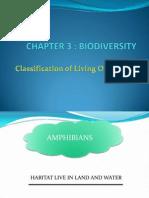 Chapter 3 Amphibians