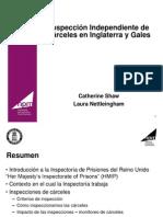 Inspección Independiente de cárceles_INSPECTORATE OF PRISON