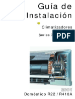 Guia Instalacion Domestico r22 r410a