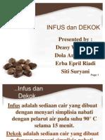 55787845 Infus Dan Dekok Present