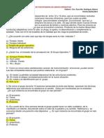 Caso Clinico y Cuestionario de Psicoterapia de Grupo Operativo Rosa