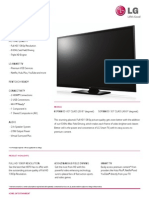 PB6600 Series Spec Sheet