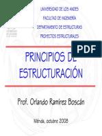 Estructuracion