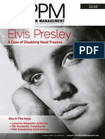 Elvis Presley PPM Article 44 55 - A Case of Disabling Head Trauma