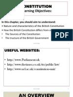 UK Constitution