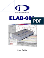 e Lab 080 User Guide Eng
