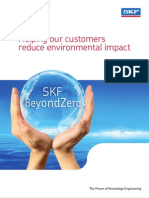 SKF BeyondZero Brochure 12733EN