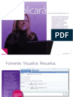Microsoft Mathematics Teacherguide Sp C1