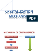 5 Crystallization Mechanism