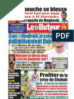 LE BUTEUR PDF du 29/10/2009