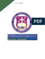 Manual de School Acces 2010