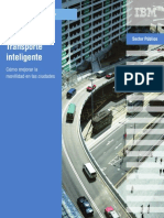 Transporte Inteligente Como Mejorar La Movilidad en Las Ciudades
