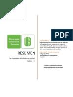 Resumen the Properties of Petroleum Fluids Caps 3-4