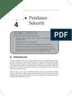 Topik 4 Penilaian Sekuriti