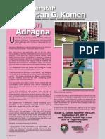 ABQSports April 2014 Adragna Story