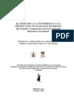 El Derecho a La Inti Interior for Kindle