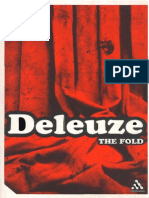 Deleuze, The Fold Leibniz and the Baroque