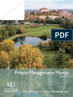 Project Management Manual Ku(2012)