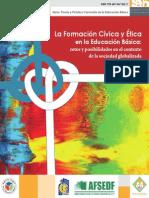 La Formacion Civica Etica Educacion Basica