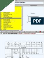 Fiat Doblo 2009-On 2015-On Izquierdo Trasero Puerta Deslizante//Panel De Moldeo Recorte cuarto