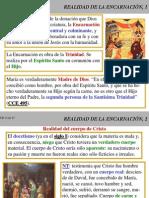 Cristologia 03 Realidad de La Encarnacion