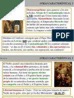 Cristologia 06 Otras Caracteristicas