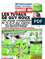 Edition du 29 octobre 2009
